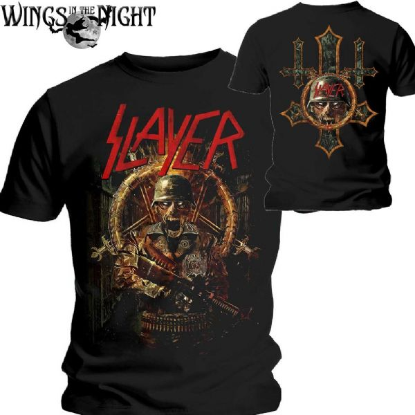 SLAYER Black Unisex T-Shirt